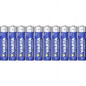 1 pack de 10 piles AA VARTA LR6