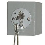 Inverseur a clé montage en saillie PF PM exterieur
