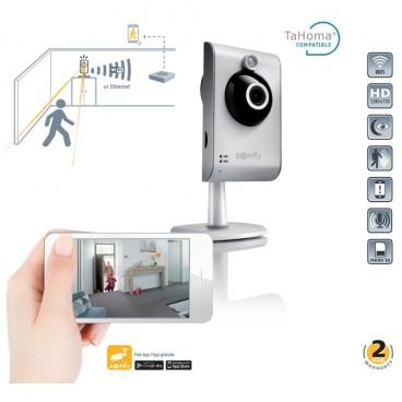 Caméra intérieure somfy Visidom IC100