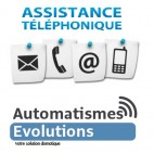 Pack assistance technique Tahoma & alarme somfy