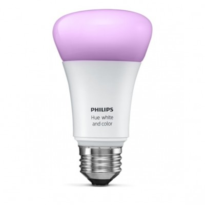 ampoule led connect e philips hue culot e27 1822505 hue philips. Black Bedroom Furniture Sets. Home Design Ideas