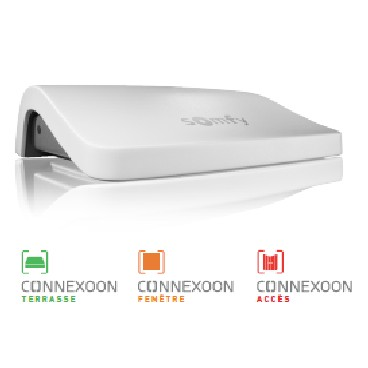 Connexoon box somfy 1 application