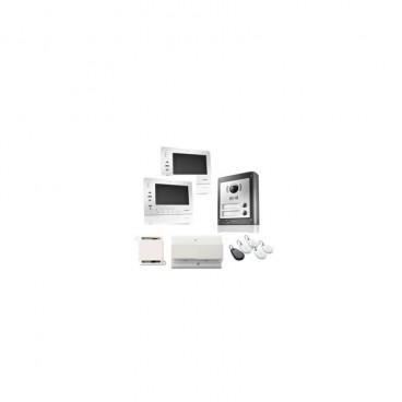 Kit VsystemPRO PREMIUM IO 2 installations Visiophone Gamme pro