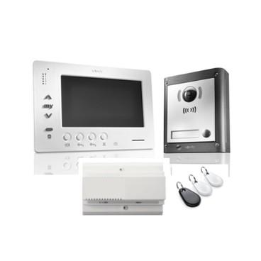 Kit VsystemPRO PREMIUM IO 1 installation Visiophone gamme pro