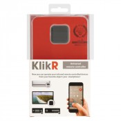 Boitier de contrôle universel KLIK'R - Bluetooth - portee 25m - noir
