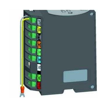Boîtier électrique RTS pour Axovia 220B ns RTS somfy