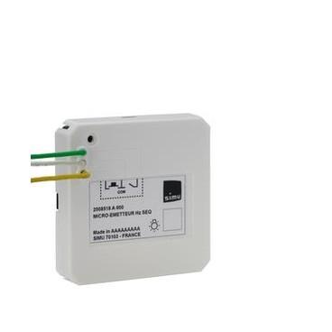 Micro émetteur d'éclairage RTS SOMFY SIMU