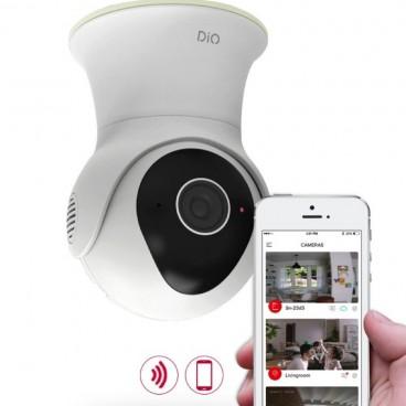 dio cam ra hd ext rieur rotative wifi diocam re01 somfy. Black Bedroom Furniture Sets. Home Design Ideas