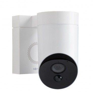 Camera Outdoor SOMFY - Blanche