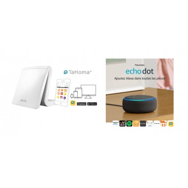 Pack Tahoma Echo Dot AMAZON