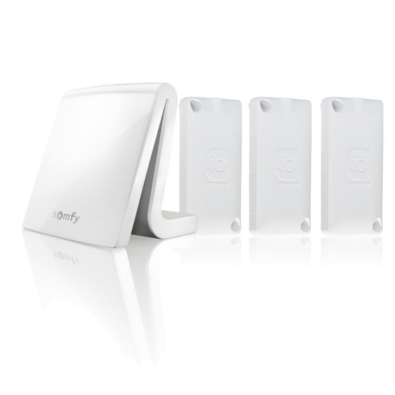 Kit de d/émarrage Smart Home Somfy/® TaHoma Premium Box