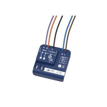 Micro Récepteur éclairage ON/OFF io IZYMO Somfy
