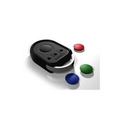 t l commande pour portail et porte de garage somfy keygo 4 boutons. Black Bedroom Furniture Sets. Home Design Ideas