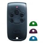 Télécommande portail porte de garage somfy Keytis 4 boutons RTS