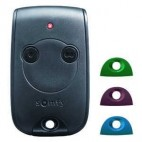 Télécommande pour portail et porte de garage somfy Keytis 2 boutons RTS