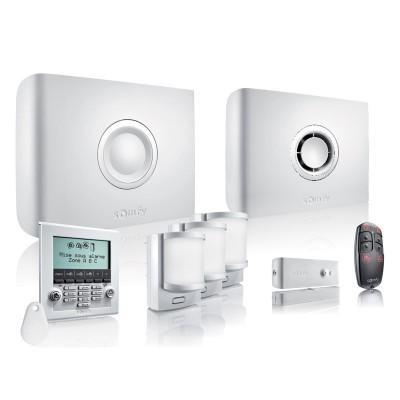 alarme somfy pack protexiom 400 2401011. Black Bedroom Furniture Sets. Home Design Ideas
