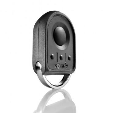 Télécommande pour portail et porte de garage somfy Keygo 4 boutons RTS