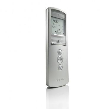 Télécommande somfy Telis 6 chronis RTS silver Programmateur Radio