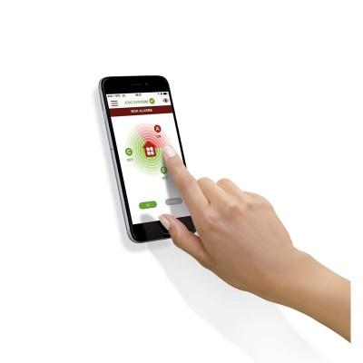 alarme somfy protexiom 600 rtc gsm pack alarme protexial sans fil s. Black Bedroom Furniture Sets. Home Design Ideas