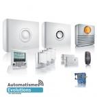 Alarme somfy Protexiom 600 RTC&GSM