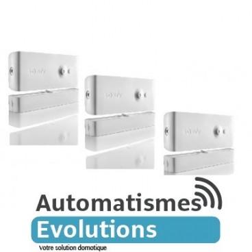 Somfy D/étecteurs dOuverture pour Syst/ème dAlarme Lot 2