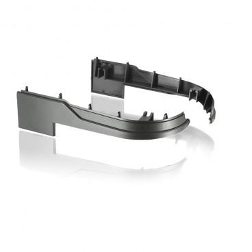 Kit caches butées pour portail à bras