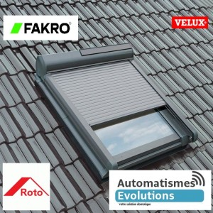 Volets pour Fenêtres de toit